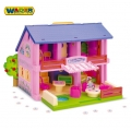 Wader Toys Куклена къща 25400