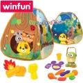 Winfun™ Детска палатка с музикален фенер 877