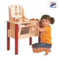 Woody Дървена кухня Сидни 90050