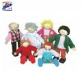 Woody Дървени кукли семейство 90677