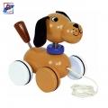 Woody Играчка за дърпане Куче 93028