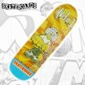 Felyx Toys - Детски скейтборд YW-1705PP 43см. Born To Ride