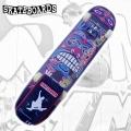 Felyx Toys - Детски скейтборд YW-3108-Blac 79см. Black
