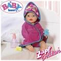 Zapf Creation Baby Born® Комплект хавлия с аксесоари за баня 822487