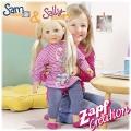 Zapf Creation Sam & Sally Кукла Сали 63см. 876022