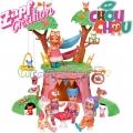 Chou Chou 920282 Игрален комплект Къщичка дърво Zapf Creation