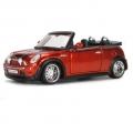 Bburago Тюнърс Mini Cooper S Cabrio