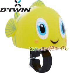 B'TWIN Клаксон за детски велосипед Ocean 8398894