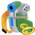 Vivitar - Видеокамера Crayola Green