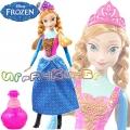 Disney Frozen BDK32 - Принцеса Анна Кукла с променящи се цветове