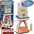"Hasbro Gaming Jenga Pass Игра Дженга предизвикателство ""Подай нататък""  E0585 Hasbro Gaming"