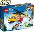 LEGO® City Great Vehicles - Линейка хеликоптер 60179
