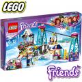 LEGO® Friends Лифт във зимния курорт 41324