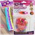Friendship Loom - Комплект часовник с 300 ластичета