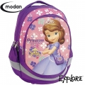 *Modan Princess Sofia The First Ергономична ученическа раница 7104056