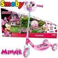 Smoby Детска тротинетка с 3 колела Minnie Mouse 750167