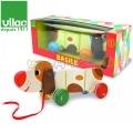 Vilac Дървено кученце за дърпане 4606