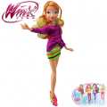 Winx Club - Magical Hip Hop Кукла Флора 1831400 Rainbow Toys